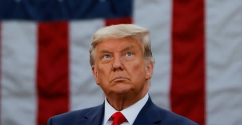 Placeholder - loading - Trump parece reconhecer pela primeira vez que Biden pode sucedê-lo