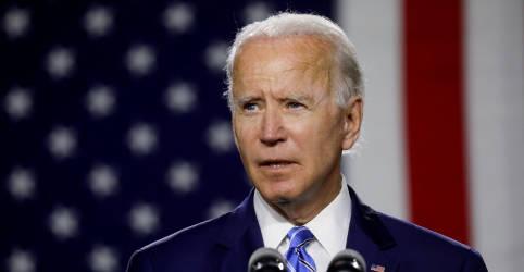 Placeholder - loading - Biden se volta à economia, Trump promete mais contestações à eleição