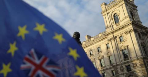 Placeholder - loading - Pode ser tarde demais para acordo comercial do Brexit, diz autoridade da UE