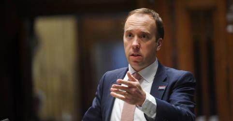 Placeholder - loading - Maioria das pessoas não será vacinada para Covid-19 até 2021, diz ministro britânico