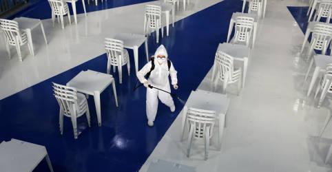 Placeholder - loading - Imagem da notícia Brasil registra 216 novas mortes por Covid-19 e total supera 166 mil