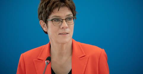 Placeholder - loading - Imagem da notícia Europa ainda precisa dos EUA e da Otan para segurança, diz ministra alemã