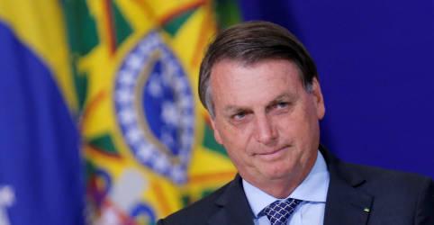 Placeholder - loading - Brasil vai revelar países que importam madeira ilegal da Amazônia, diz Bolsonaro em cúpula dos Brics