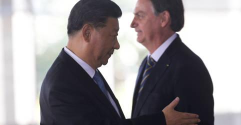 Placeholder - loading - Imagem da notícia Cúpula do Brics expõe diferenças e racha entre Brasil e China