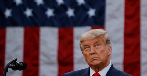 Placeholder - loading - Imagem da notícia Trump encara provável revés em contagem na Geórgia e vê chances encolherem