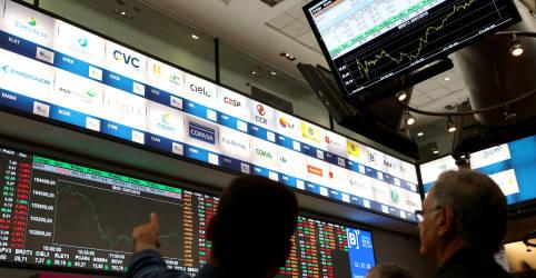 Placeholder - loading - Imagem da notícia Ibovespa enfraquece após encostar em 107 mil pontos; PetroRio salta mais de 20%