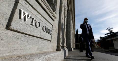 Placeholder - loading - Imagem da notícia OMC vê recuperação no comércio, mas espera desaceleração no fim do ano