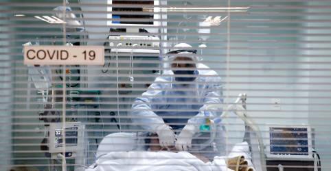 Placeholder - loading - Imagem da notícia Brasil registra 302 novas mortes por Covid-19 e total chega a 169.485