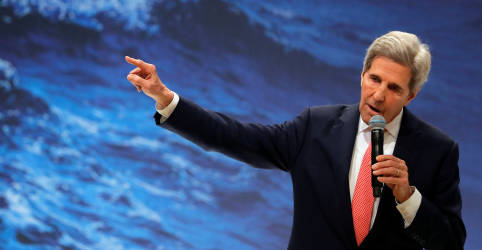 Placeholder - loading - Imagem da notícia Biden indica John Kerry para enviado especial dos EUA para Meio Ambiente e enfatiza diplomacia