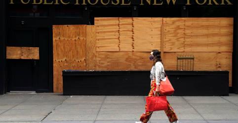 Placeholder - loading - Imagem da notícia Pedidos de auxílio-desemprego nos EUA voltam a subir