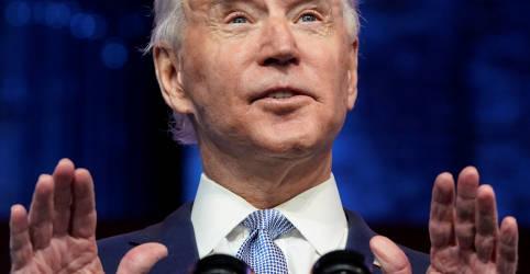 Placeholder - loading - Biden anunciará time econômico na próxima semana, dizem integrantes da equipe de transição
