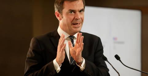 Placeholder - loading - Ministro da Saúde francês confirma que vacinação para Covid-19 pode começar no fim deste ano