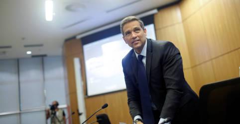Placeholder - loading - Imagem da notícia Não vemos sinal de expectativa de inflação muito acima da meta em 2021, diz Campos Neto