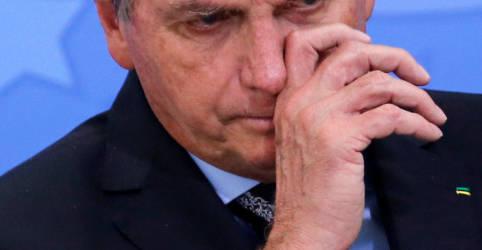 Placeholder - loading - Imagem da notícia Moraes, do ST, prorroga por mais 60 dias inquérito que investiga possível interferência de Bolsonaro na PF