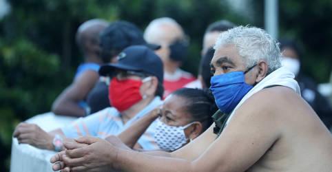 Placeholder - loading - Imagem da notícia País volta às urnas para 2º turno em 57 cidades em momento de alta da pandemia
