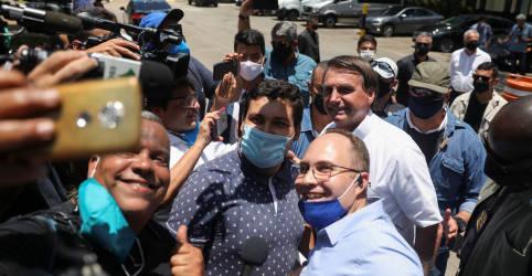 Placeholder - loading - Bolsonaro fala em fraudes nas eleições nos EUA e diz que relação com China está normal