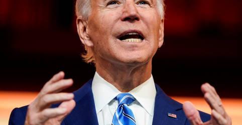 Placeholder - loading - Imagem da notícia Biden fratura pé e deverá usar bota de proteção