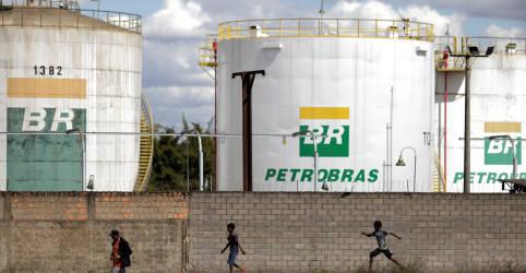 Placeholder - loading - Imagem da notícia Petrobras eleva projeção de desinvestimentos para até US$35 bi em 5 anos