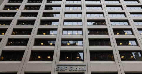 Placeholder - loading - Imagem da notícia S&P Global anuncia compra da IHS Markit em negócio de US$44 bilhões