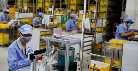 Placeholder - loading - OCDE vê recuperação da economia global após crise do coronavírus
