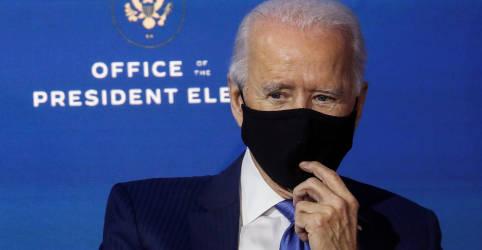 Placeholder - loading - Biden diz que não vai cancelar Fase 1 de acordo comercial com a China imediatamente
