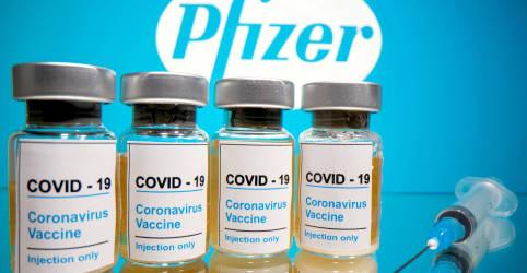 Placeholder - loading - Imagem da notícia CEO da Pfizer confia que fornecimento de vacina excederá necessidades até final de 2021