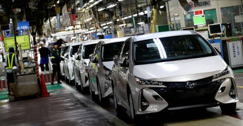 Placeholder - loading - Imagem da notícia Japão pode proibir venda de veículos a gasolina em meados da década de 2030, diz mídia