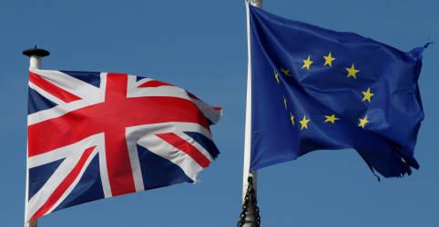 Placeholder - loading - UE diz a Johnson para tomar decisão enquanto tempo se esgota para acordo do Brexit
