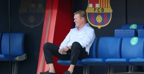 """Placeholder - loading - Imagem da notícia Calendário com muitas partidas está """"matando os jogadores"""", diz técnico do Barcelona"""