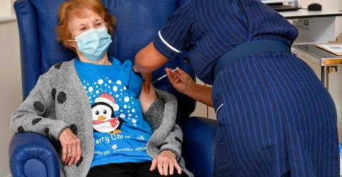 Placeholder - loading - Reino Unido inicia vacinação contra Covid-19 em marco da pandemia no Ocidente