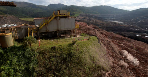 Placeholder - loading - Vale e governo de MG negociam fundos de reparação por Brumadinho, dizem fontes