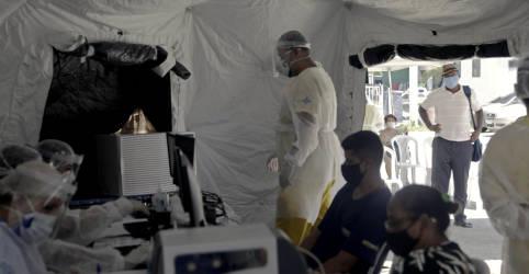 Placeholder - loading - Imagem da notícia Brasil registra 836 novas mortes e maior contagem diária de casos de Covid-19 desde 13 de agosto