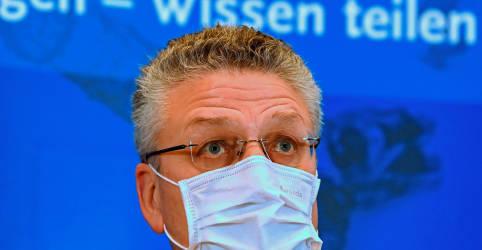 Placeholder - loading - Casos e mortes por Covid-19 na Alemanha devem aumentar mais, diz instituto