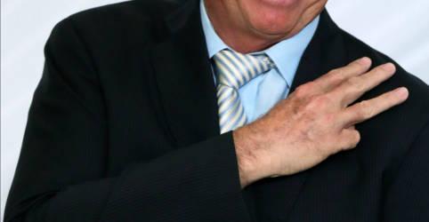 Placeholder - loading - Imagem da notícia Bolsonaro pede a parlamentares que elejam uma 'boa mesa diretora'