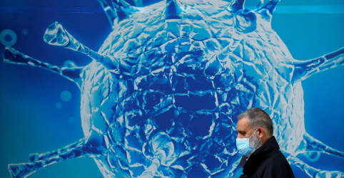 Placeholder - loading - Nova linhagem de coronavírus no Reino Unido tem mutações essenciais, dizem cientistas