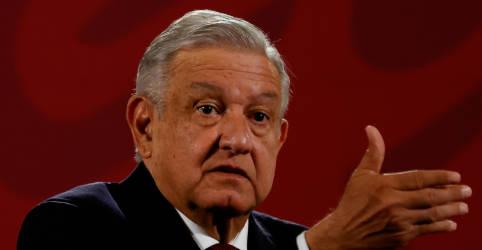 Placeholder - loading - Presidente do México parabeniza Biden por vitória nas eleições dos EUA