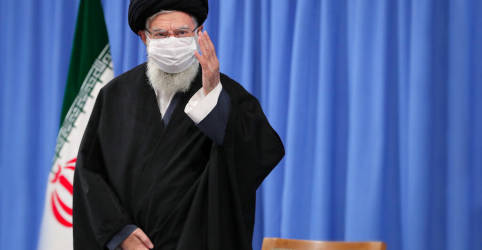 Placeholder - loading - Hostilidade dos EUA com Irã não terminará com saída de Trump, diz Khamenei