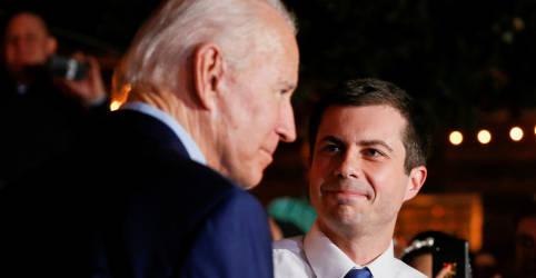 Placeholder - loading - Biden anunciará Buttigieg em indicação mais recente para gabinete diverso