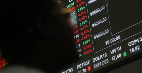 Placeholder - loading - Futuros do Ibovespa recuam em sessão com vencimento e decisão do Fed