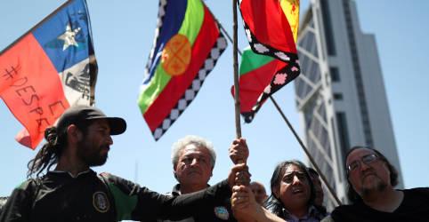 Placeholder - loading - Imagem da notícia Chile reserva vagas para indígenas ao se preparar para reescrever Constituição