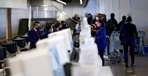 Placeholder - loading - Governo brasileiro passa a exigir teste negativo de Covid-19 para entrada no país