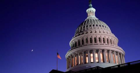 Placeholder - loading - Congresso dos EUA trabalha para finalizar pacote de auxílio ante nova ameaça de shutdown