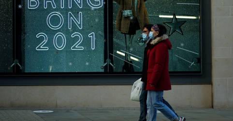 Placeholder - loading - Economia do Reino Unido vê recuperação parcial no 3º tri e enfrenta riscos de recessão