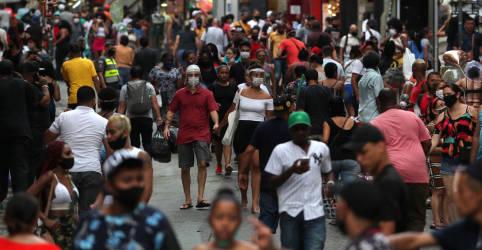 Placeholder - loading - Imagem da notícia Brasil registra 968 novas mortes por Covid-19 e total atinge 188.259