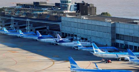Placeholder - loading - Argentina estabelece exigências mais rígidas para viagens aéreas na temporada de festas