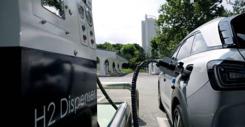 Placeholder - loading - Imagem da notícia Japão quer eliminar veículos a gasolina até meados da década de 2030