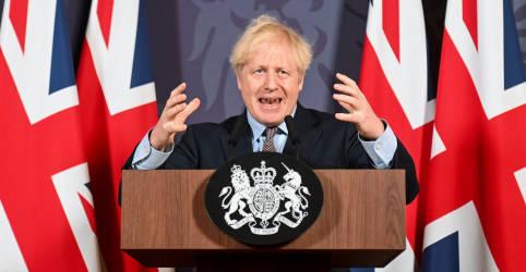 Placeholder - loading - Imagem da notícia Acordo comercial do Brexit é publicado e Reino Unido quer o fim das divisões