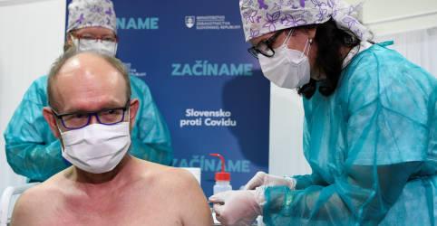 Placeholder - loading - Imagem da notícia Eslováquia inicia vacinação contra Covid-19