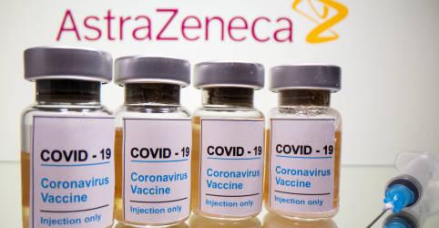 Placeholder - loading - Aprovação de vacina da AstraZeneca pode ajudar a relaxar restrições no Reino Unido, diz ministro