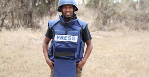 Placeholder - loading - Imagem da notícia Polícia da Etiópia prende cinegrafista da Reuters